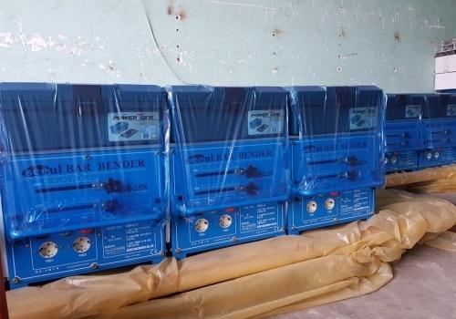 Máy uốn sắt cây phi 25 nhập khẩu Hàn Quốc