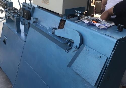 Máy bẻ đai sắt về Đồng Nai 18 đai/phút