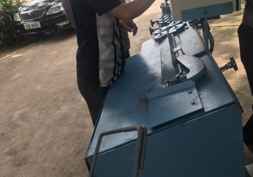 Máy bẻ đai sắt về Thái Nguyên