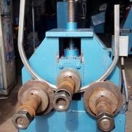 Máy uốn ống 3 trục dạng máy cơ phi 14-60mm