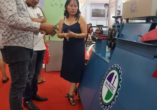 Máy bẻ đai tự động tại Myanmar